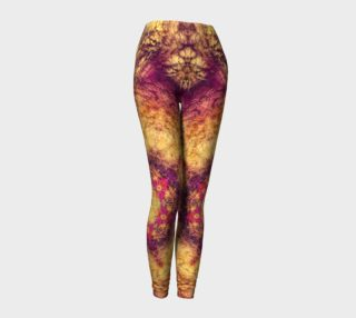 Indian mandala leggings preview