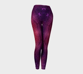 Mandala Sun leggings preview