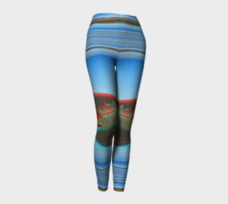 """Cool Flying"" Leggings preview"