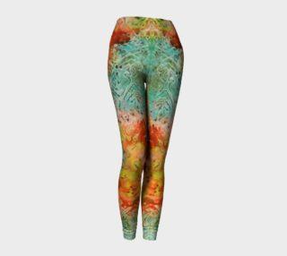 Paprika Drift Ink #18 Leggings preview