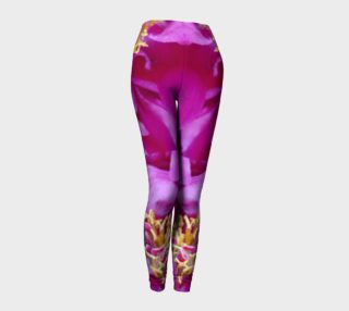Floral Melody #1 Yoga Leggings preview
