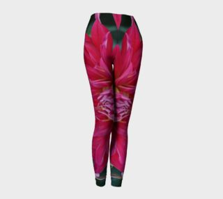Floral Melody #4 Leggings preview