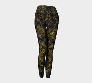 Gold Reign Leggings preview