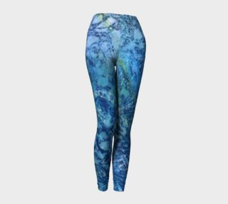 Gathering Blue Leggings preview