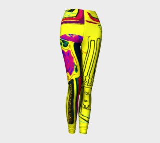 Vacation Time Devinesque Leggings preview