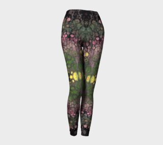 Spring Abstract Leggings preview