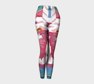 Fresh Gale French Necktie Leggings preview