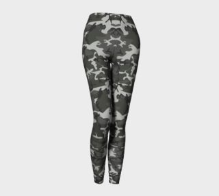 Winter Camo Leggings preview