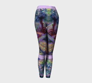 Tuscany Harvest Awesome-Scenic Leggings preview