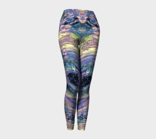 Tuscany Harvest Queen Leggings preview