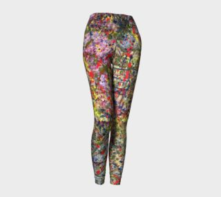 Aperçu de Leggings-points-lignes-micheline-plante