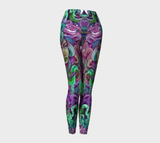 medusa legging preview