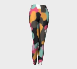 No Mud No Lotus Artist Leggings preview