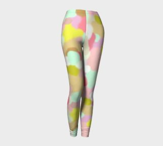 Wallflowers Artist Leggings preview