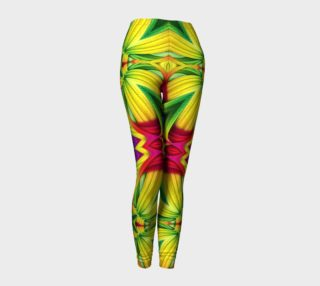 Aperçu de Leggings-colorful solution by #Annabellerockz