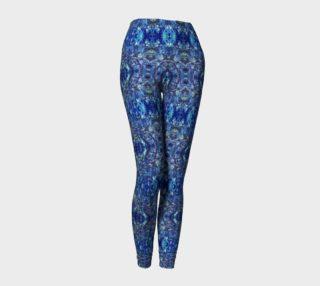 Blue Glories Leggings preview