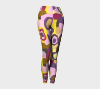 Purple Rain, Cherry Moon Artist Leggings preview