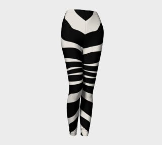 Black Zebra stripes preview