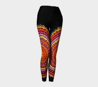 Dotty Mandala Leggings preview