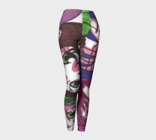 Anime Girls  leggings preview