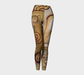 Golden Buddha Leggings preview