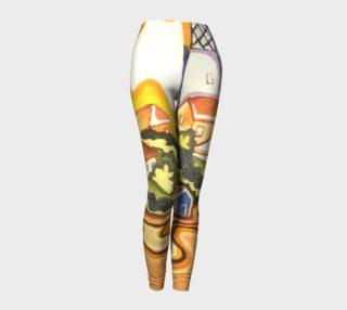 seaside leggings preview