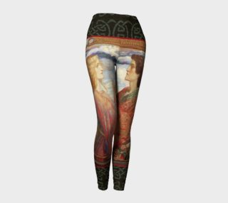 Aperçu de Tristan and Isolde - Leggings