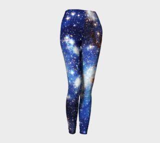 Aperçu de Blue Galaxy Leggings old