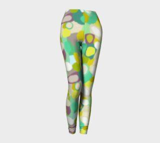 Waterlily Artist Leggings preview