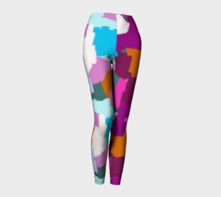 Me and You Mingled in the Dark Artist Leggings preview