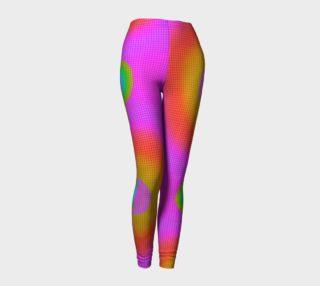 Neon Pipette Leggings preview