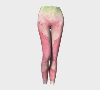 Rose Blush Leggings preview