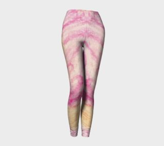 Pink Flowerets Leggings preview