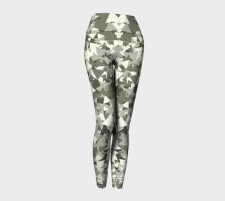 Choppie Geometric All Over Print Leggings  preview