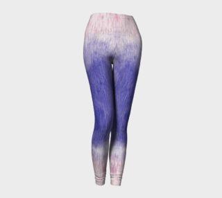 Pastel Floral Dream Leggings preview