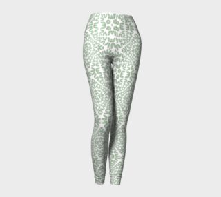 Sage Batik Leggings preview
