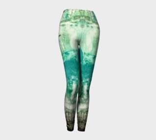 Matt LeBlanc Art Leggings - Design 006 preview