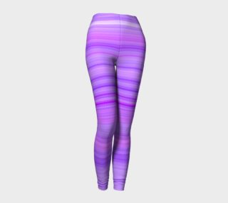 Lavender Ripples Leggings preview