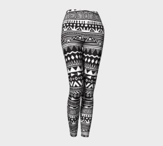 Aztec Print Leggings preview