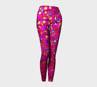 Leggings Polka Dot Sparkley Jewels G12 preview
