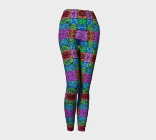 River Rouge Glass Leggings preview