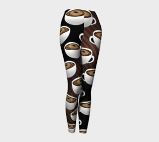 Aperçu de Coffee Cup Leggings