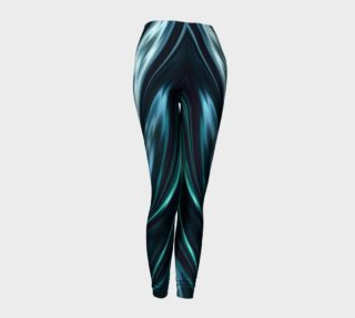 Turquoise Leggings preview