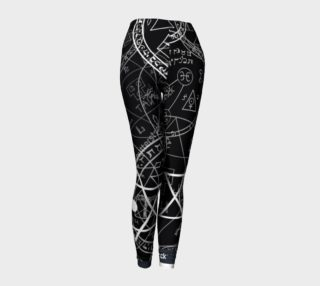 Symbols Leggings preview