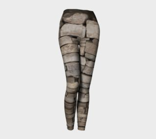 Aperçu de Textural Antiquities Herculaneum Five Leggings 2