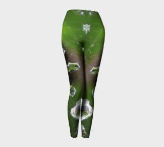 Water Web - Art Wear Leggings by Danita Lyn preview