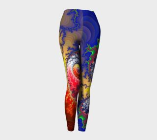 Pertolia - Leggings - by Danita Lyn preview