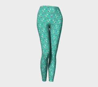 Min Cactus Leggings preview