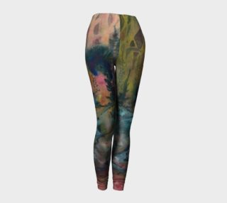 Aperçu de emerging forest 2 leggings