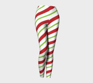 Aperçu de Candy Cane Leggings